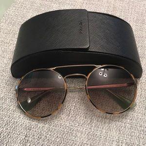 Prada Catwalk Round PR51SS Sunglasses
